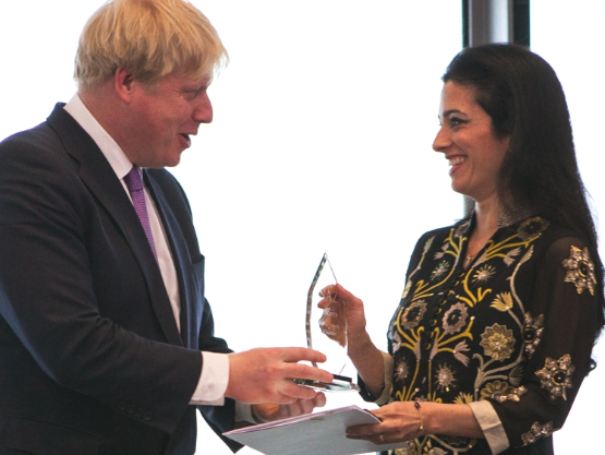 Mayor of London supports Diversity Programme