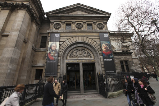 Why the National Portrait Gallery?