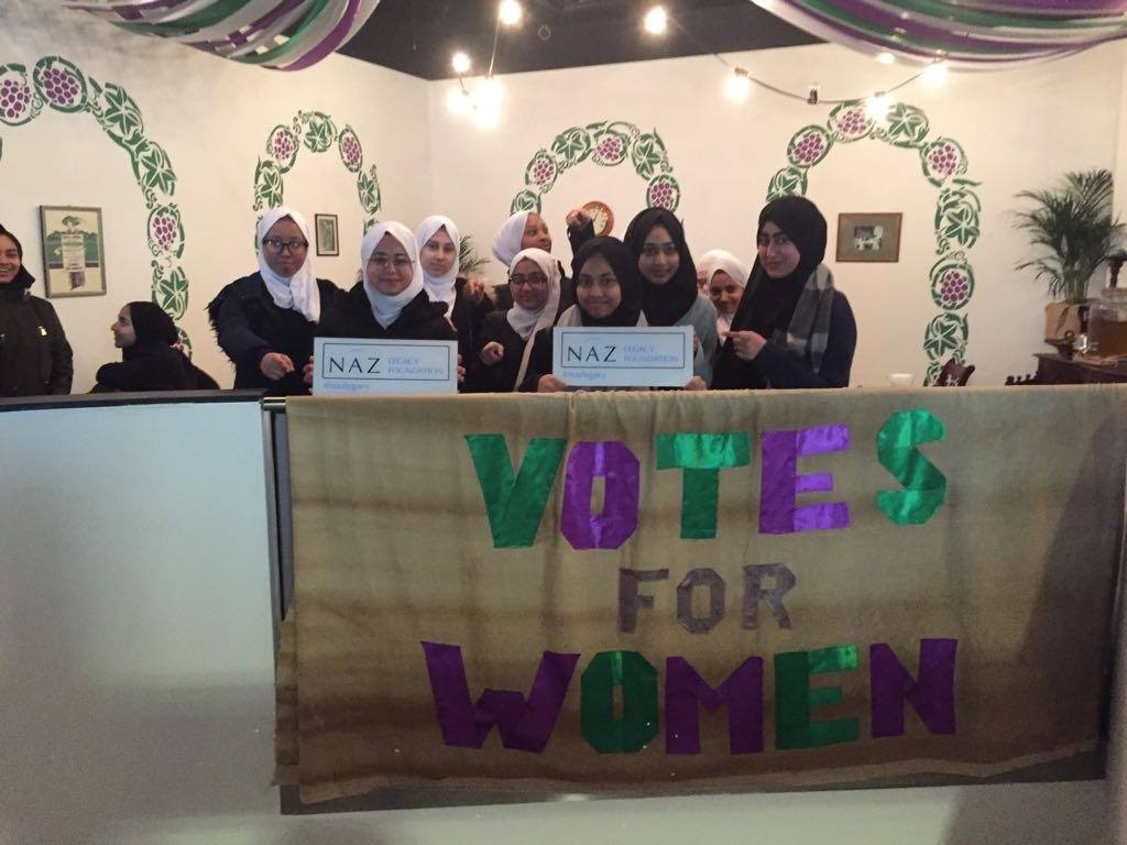 Suffragette City: Highlights and Impact