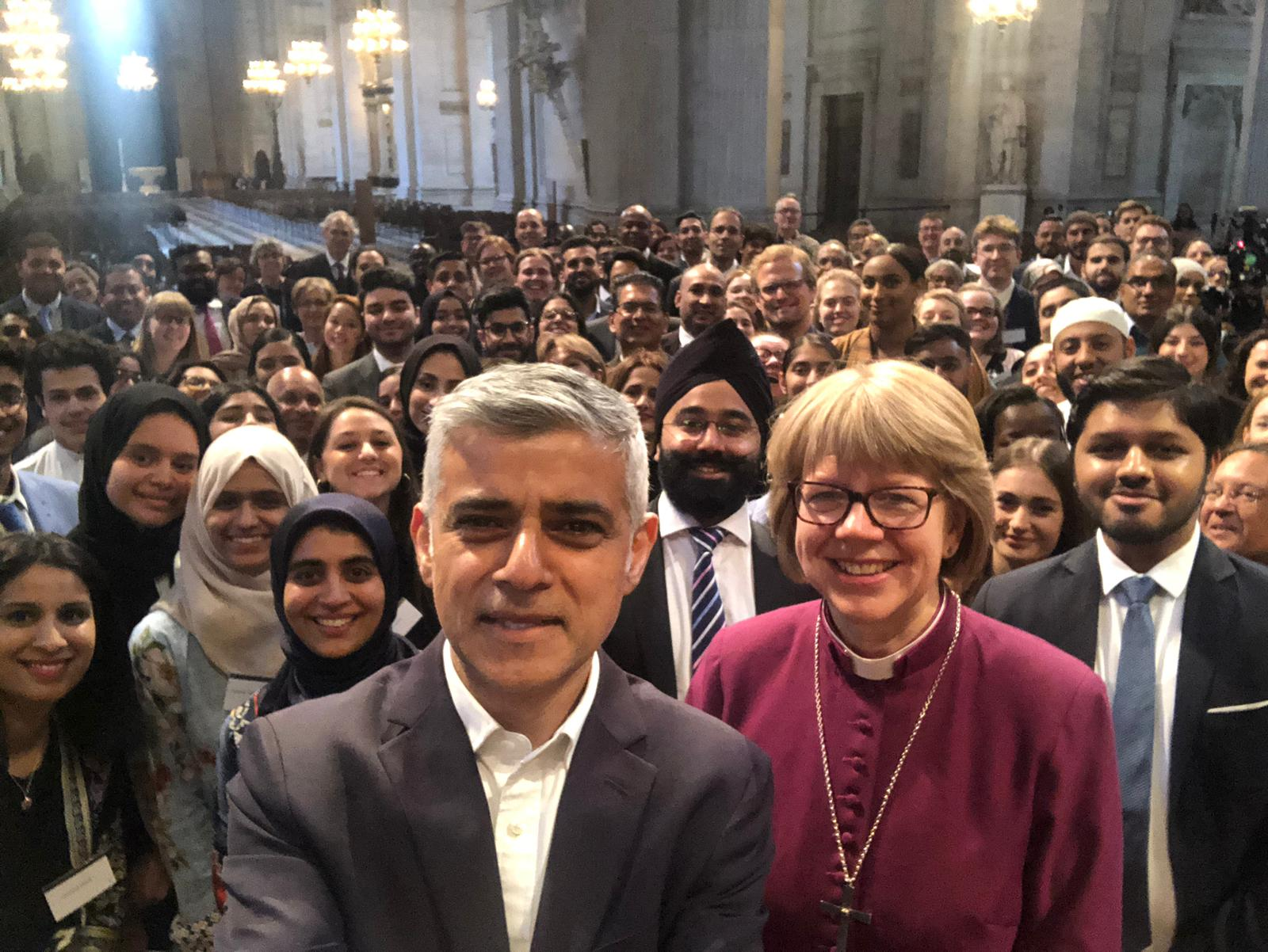 City of London Interfaith Gathering and Iftar 2019