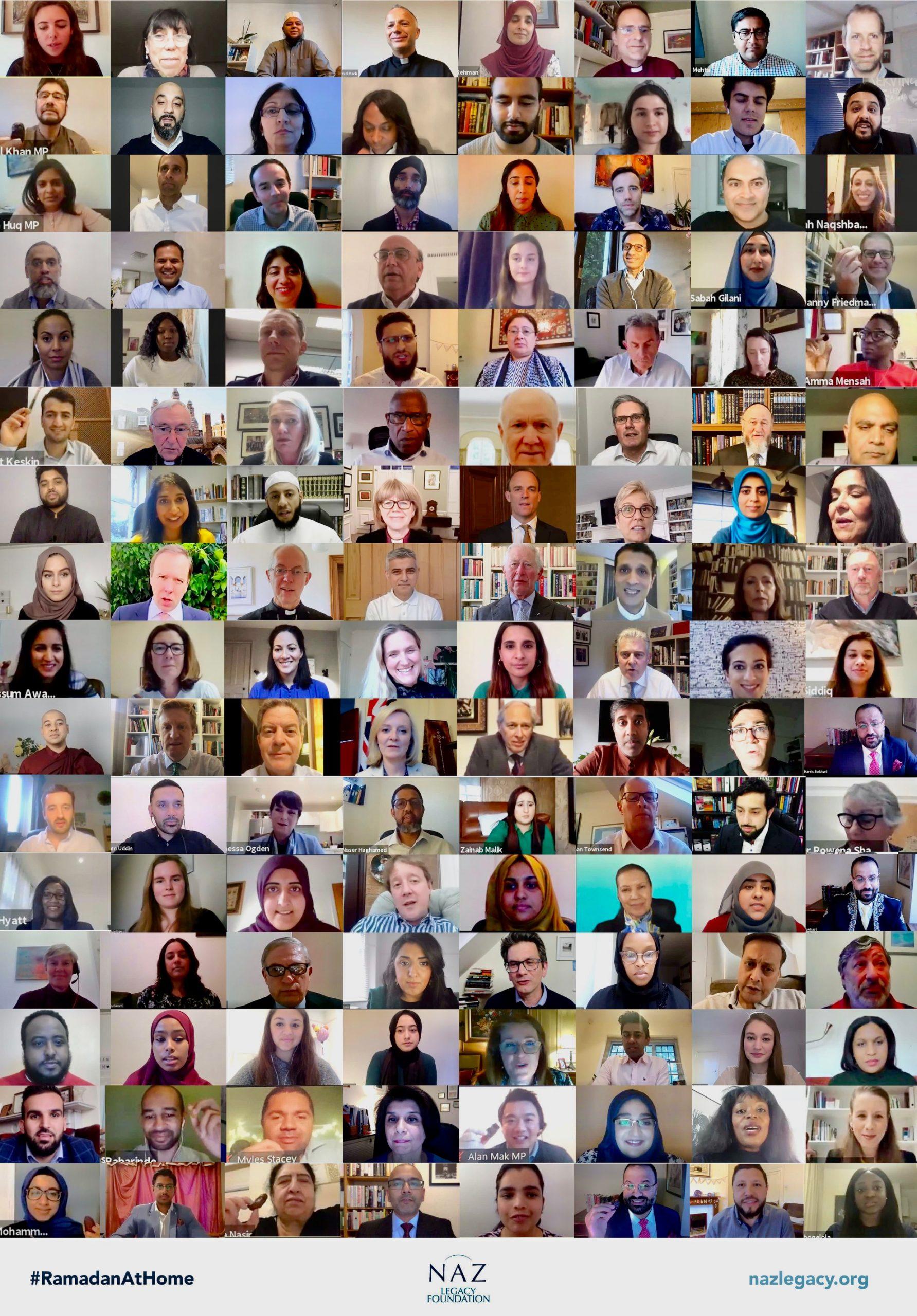 Record Breaking Virtual Iftars unites over 75,000 during Ramadan