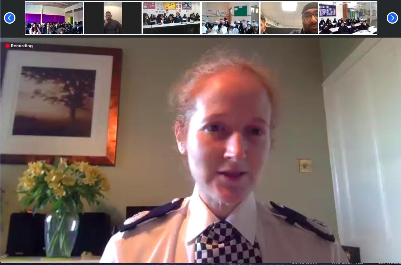 'Virtual Trip' with the Metropolitan Police