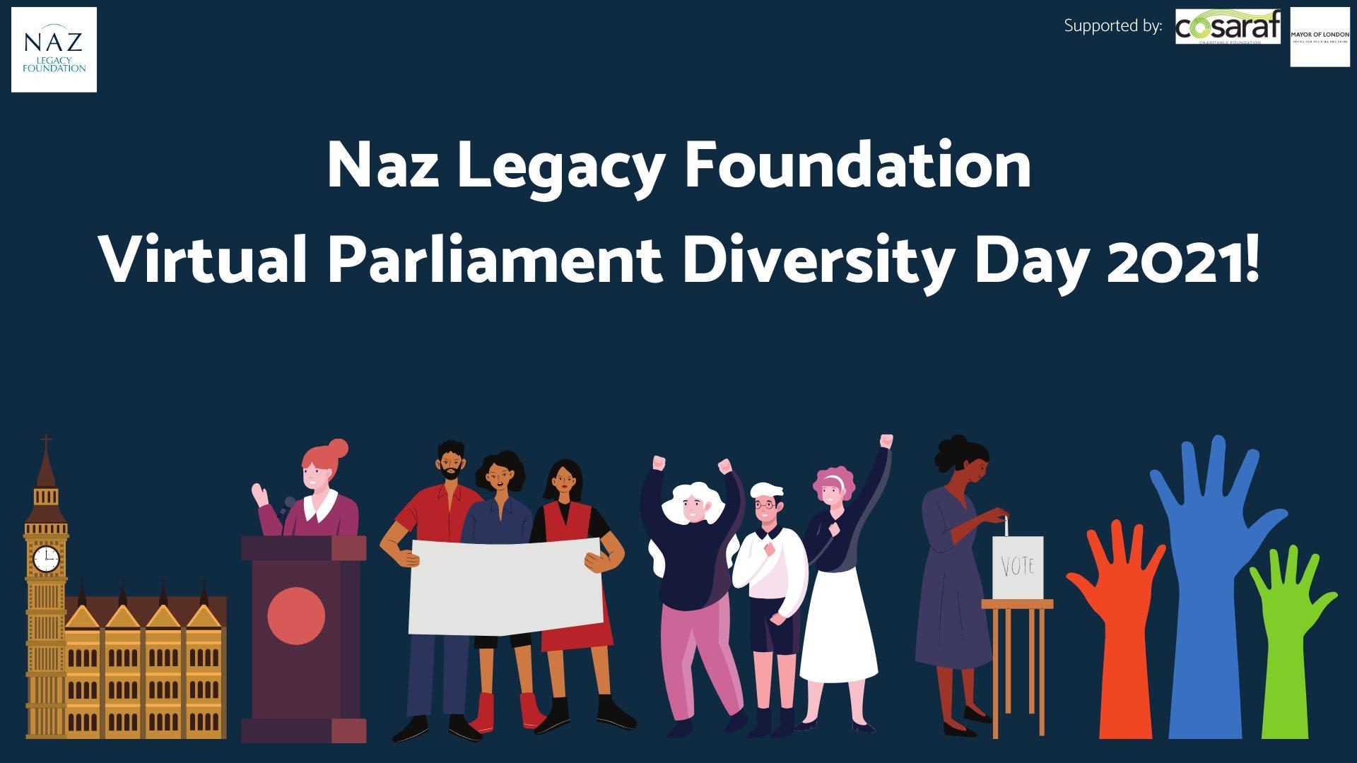 Diversity Day: Parliament