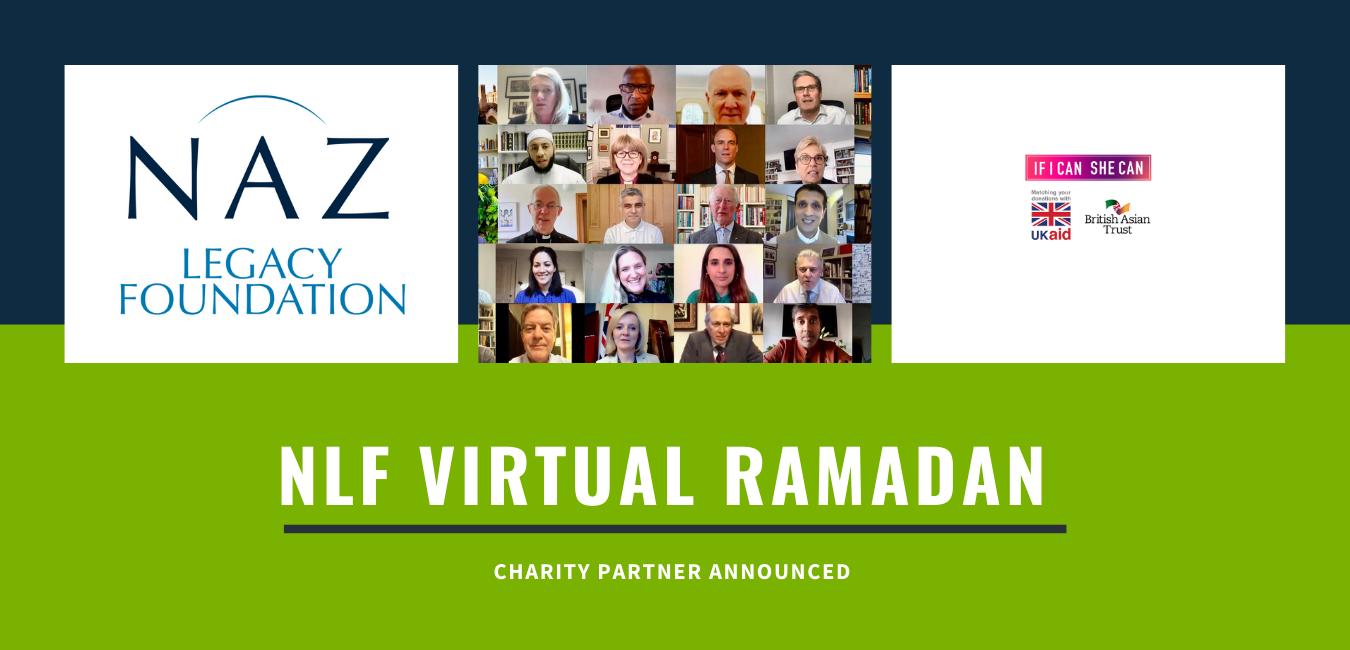 Announcement- Virtual Ramadan Charity Partner!